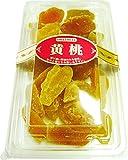 Genki Honpo dried fruit Peach (yellow peach) 110gX12 pieces