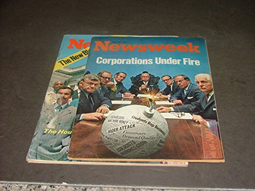 2-issues-newsweek-may-24-june-7-1971-corporations-under-fire-black-politics