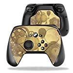 MightySkins Skin Compatible with Valve Steam Controller case wrap Cover Sticker Skins Steam Punk Paper 5
