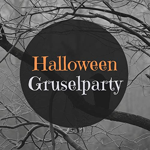 Halloween Sounds Erschrecken (Halloween Gruselparty: Gruselige Instrumental Musik für Halloween Party zum)