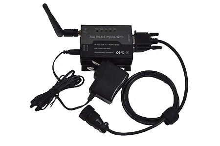 Amazon.com: aw-h101 AIS Pilot Plug wifi, AIS a la adaptador ...