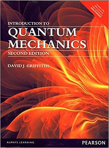 David Griffiths Quantum Mechanics Pdf
