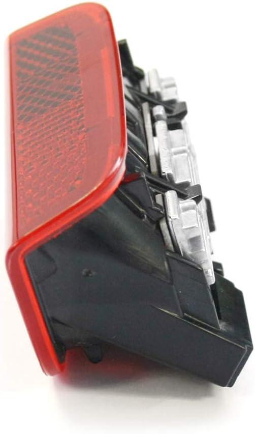Einstiegsleuchte TCR T/ürwarnleuchte LED Projektor Original Tuning Leuchte Warnleuchte wei/ß