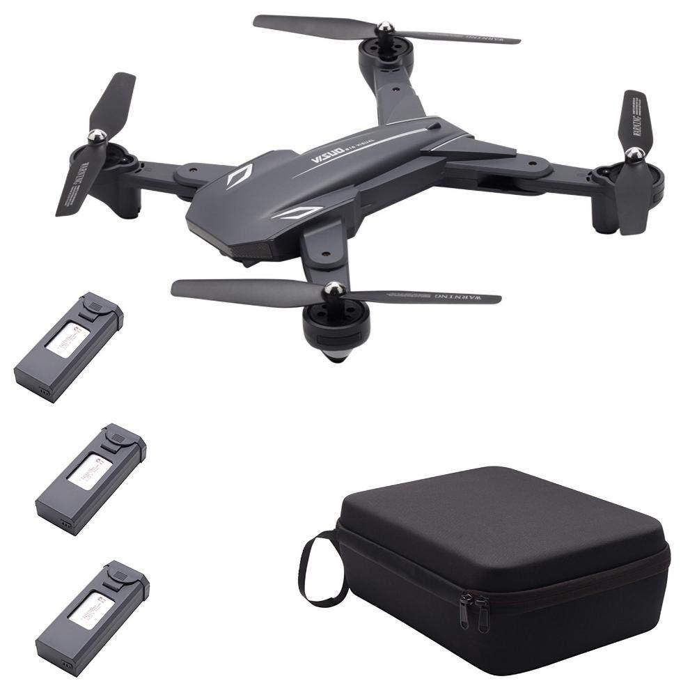 G-wukeer Modelo Drone, VISUO XS816 Drone FPV WiFi G-Sensor ...