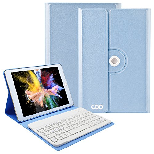 ipad air case removable keyboard - 2