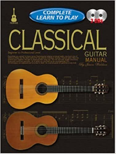 Classics For The Guitar In Tab Walker Without Return Instruction Books, Cds & Video