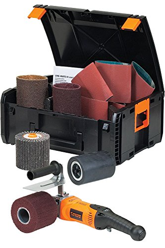 Walter 30A269 Line-Mate III – 6268 Variable Speed Drum Sander, Metal Finishing, Sanding Tool. Surface Preparation Tools