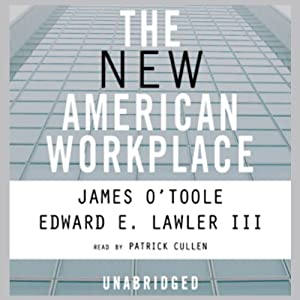 The New American Workplace Audiobook