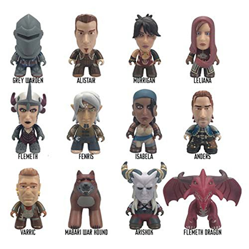 [NEW DRAGON AGE Heroes of Thedas - Collectible 3