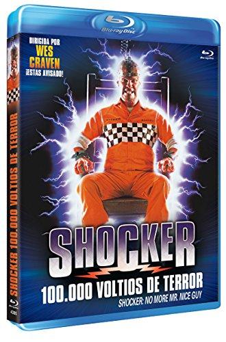 Shocker, 100.000 Voltios de Terror 1989 BD Shocker: No More Mr. Nice Guy