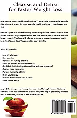 Apple Cider Vinegar Benefits Top Secret Detox Recipes To Cleanse