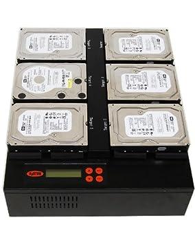 Systor 1-5 SATA SSD Plano Tipo de disco duro duplicadora Drive ...
