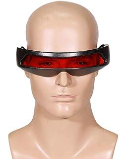 3d09a9a1e150 X-Men  Dark Phoenix Cyclops Glasses Cosplay for X-Men Cyclops Wrap Visor