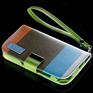 XIDAJE NEW PU Leather Wallet Pouch Case Cover For Samsung Galaxy
