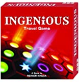 Ingenious Strategy Board Game - Travel Version by Sophisticated Games