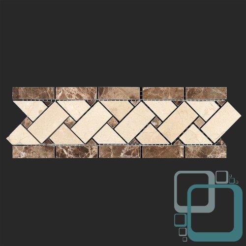 Crema Marfil Tile Flooring - 9