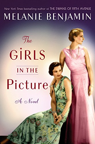 The Girls in the Picture Book Cover