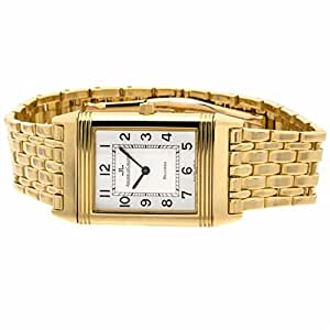 Jaeger-LeCoultre Reverso mechanical-hand-wind mens Watch 250.1.86 (Certified Pre-owned)