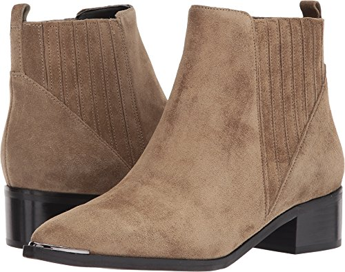 Image of the Marc Fisher LTD Women's Yommi Taupe Suede 5.5 M US