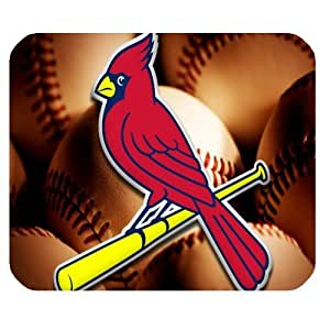 Custom MLB-St. Louis Cardinals Mouse Pad Gaming Rectangle Mousepad CM-1113