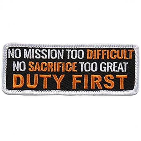 NO MISSION TOO DIFFICULT 878a4a94b