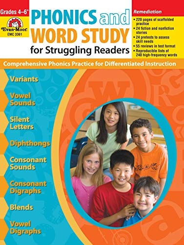 Phonics and Word Study for Struggling Readers ()