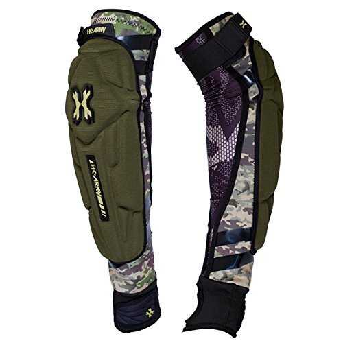 - HK Army Crash Arm Pads - Elbow - HSTL Camo - S/M