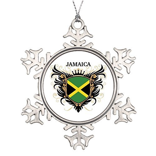 pansy Ideas For Decorating Christmas Trees International Jamaica personalize Customized Snowflake Ornaments