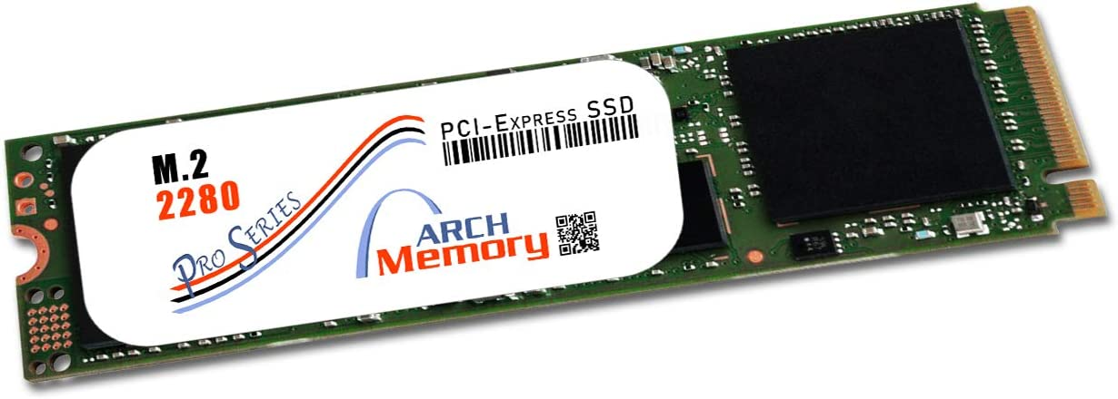 Arch Memory Pro Series Upgrade for Asus 512 GB M.2 2280 PCIe for ROG Strix Z270E Gaming 3.0 x4 QLC NVMe Solid State Drive