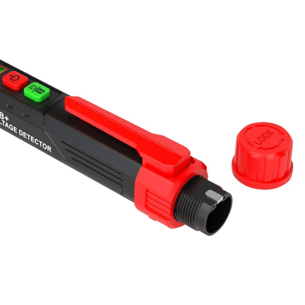 Non-Contact LCD Electric Test Pen Voltage Digital Detector Tester 12~1000V