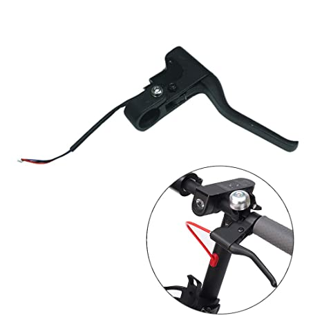 Brake Handle Repuestos Accesorios para Xiaomi Mijia M365 Scooter eléctrico M365 Scooter eléctrico Frenos shaic Piezas de la manija del Freno
