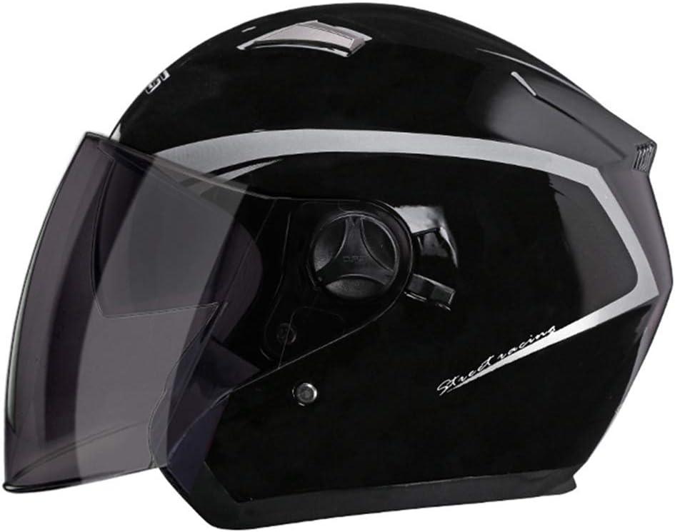 Viper RS-05 Slim Fit Open Face Scooter Moto//Moto Mod Rétro Casque