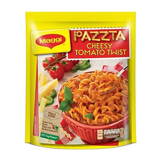MAGGI Pazzta Instant Pasta - Cheesy Tomato Twist, 64g Pouch
