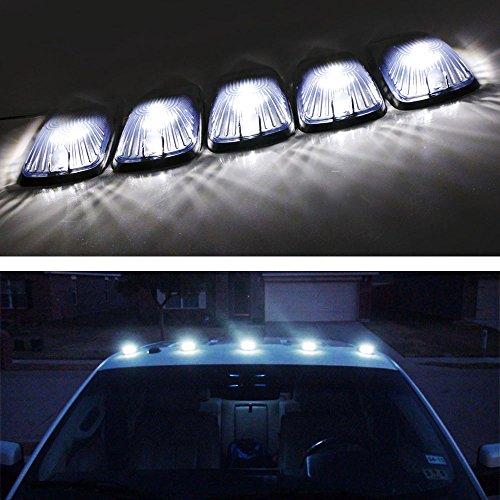 duramax smoked cab lights - 7