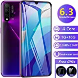 2019 Unlocked GSM Smartphone, Dual SIM, Quad