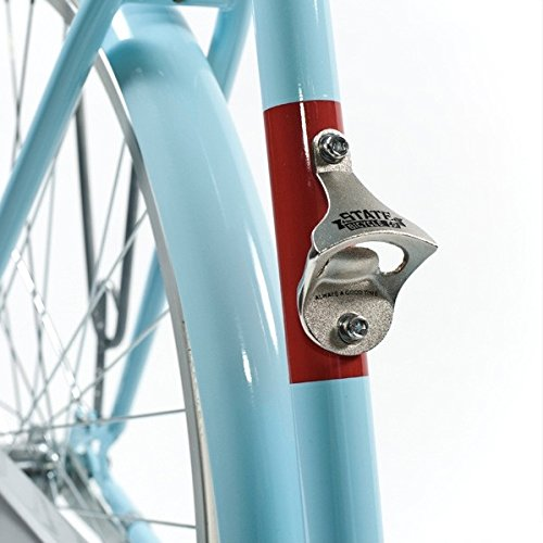State Bicycle Bottle Opener