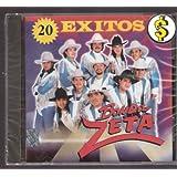 """Banda Zeta """"20 Exitos"""""""
