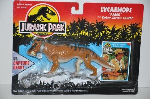 Jurassic Park - Lycaenops