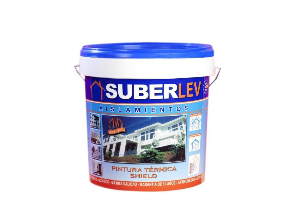 Suberlev Thermo Pintura int/ext (4LT)