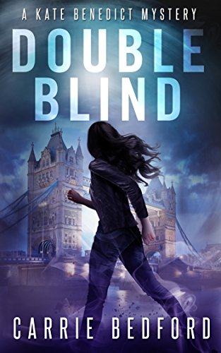 (Double Blind: Kate Benedict Paranormal Mystery #2 (The Kate Benedict Series))