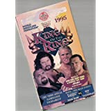 WWE/WWF 1995 VHS KING OF THE RING
