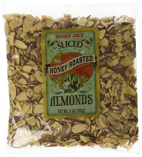 Trader Joes Roasted Sliced Almonds
