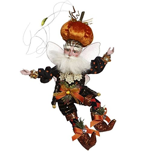 Jack O' Lantern Fairy (Mark Roberts Halloween)