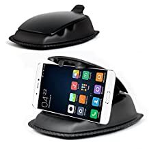 Navitech In Car Weighted Dashboard Friction Mount For the Xiaomi Redmi Note 4 (MediaTek)