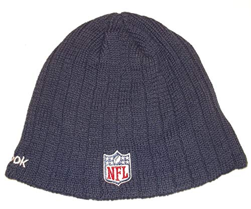 Amazon.com   NFL Seattle Seahawks Pin Striped Ribbed Cuffed Beanie Hat Ski Skull  Cap Lid Toque   Sports Fan Beanies   Sports   Outdoors 36ed7ce1c
