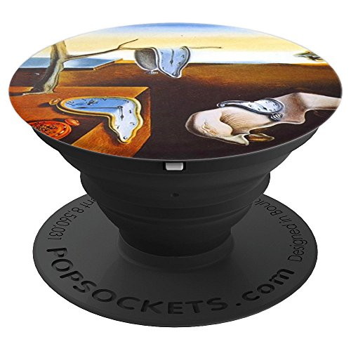 The Persistence of Memory - PopSockets Grip and Stand for Phones and Tablets