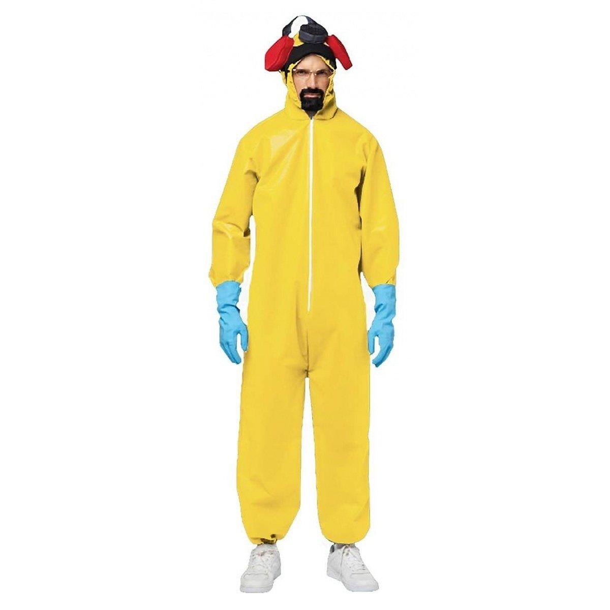 Rasta Imposta Breaking Bad Walter White Walt Hazmat amarilla ...