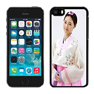 Popular And Durable Designed Case For iPhone 5C With Korean Beauty Phone Case
