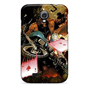 Durable Hard Cell-phone Case For Samsung Galaxy S4 With Allow Personal Design High Resolution Gambit I4 Pictures LauraAdamicska