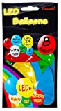 LED Balloons - 8 Balloons - Blinking And Changing Colors LED Light Up Balloons